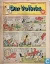 Bandes dessinées - Ons Volkske (tijdschrift) - 1955 nummer  2