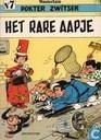 Bandes dessinées - Docteur Poche - Het rare aapje