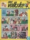 Strips - Ons Volkske (tijdschrift) - 1960 nummer  9