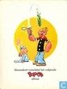 Strips - Popeye - Popeye en de grommers