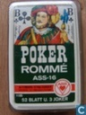 Poker Romme ASS-16