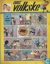 Bandes dessinées - Ons Volkske (tijdschrift) - 1960 nummer  12