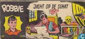Strips - Robbie - Jacht op de schat