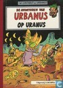 Bandes dessinées - Urbanus [Linthout] - Urbanus op Uranus