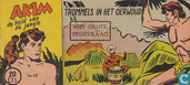 Strips - Akim - Trommels in het oerwoud