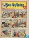 Bandes dessinées - Ons Volkske (tijdschrift) - 1955 nummer  22