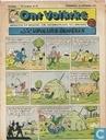 Bandes dessinées - Ons Volkske (tijdschrift) - 1951 nummer  38