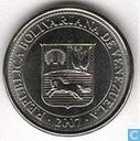 Venezuela 50 centimos 2007