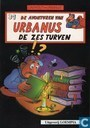 Comics - Urbanus [Linthout] - De zes Turven