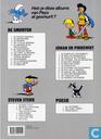 Comic Books - Johan & Peewit - De dwerg in het rotsbos