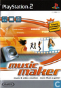 Video games - Sony Playstation 2 - Music Maker