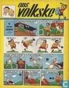 Strips - Ons Volkske (tijdschrift) - 1960 nummer  29