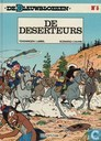 Comic Books - Bluecoats, The - De deserteurs