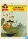 Franka 4: De wraak van het vrachtschip
