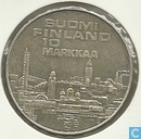 "Coins - Finland - Finland 10 markkaa 1971 ""10th European Atletic Championships"""
