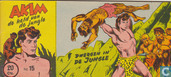 Comic Books - Akim - Dwergen in de jungle
