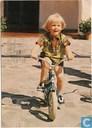 Prins Willem Alexander met fiets (243)