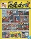 Bandes dessinées - Ons Volkske (tijdschrift) - 1960 nummer  38