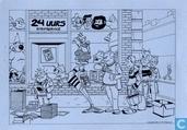 Stripmaatschapkaart 1989