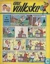 Comic Books - Ons Volkske (tijdschrift) - 1960 nummer  22