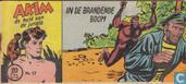 Bandes dessinées - Akim - In de brandende boom