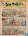 Bandes dessinées - Ons Volkske (tijdschrift) - 1955 nummer  4