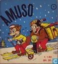 Strips - Arthur, het spookje zonder vrees - Amuso 4