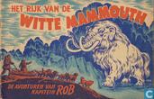 Comic Books - Kapitein Rob - Het rijk van de witte mammouth