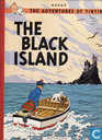 Strips - Kuifje - The Black Island