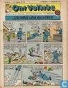 Bandes dessinées - Ons Volkske (tijdschrift) - 1951 nummer  33