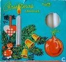Christmas candles - Kerst kaarsjes