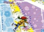 Bandes dessinées - Geen gebrek aan lef - 2002 nummer  52