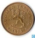 Finland 20 pennia 1973
