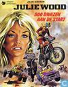 Comics - Julie Wood - 500 Dwazen aan de start