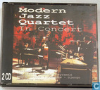Platen en CD's - Modern Jazz Quartet, The - In Concert