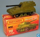 Voitures miniatures - Matchbox - Self-Propelled Gun