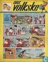 Bandes dessinées - Ons Volkske (tijdschrift) - 1960 nummer  15