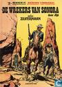 Strips - Jerry Spring - De wrekers van Sonora + Heruitgave Zilvermaan