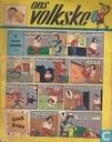 Bandes dessinées - Ons Volkske (tijdschrift) - 1960 nummer  24