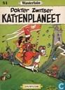 Comic Books - Dokter Zwitser - Kattenplaneet