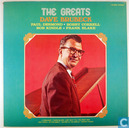 Disques vinyl et CD - Brubeck, Dave - The Greats - Dave Brubeck