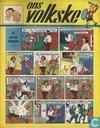 Comic Books - Ons Volkske (tijdschrift) - 1960 nummer  28