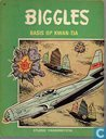 Comic Books - Biggles - Basis op Kwan-Tia