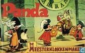 Strips - Panda - De meesterklokkenmaker
