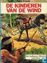 Comic Books - Indian Books - De kinderen van de wind