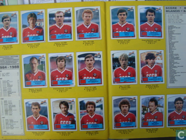 Euro 88 panini football catawiki for Poco schlafsofa 88 euro