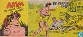 Comic Books - Akim - De verdwenen casette