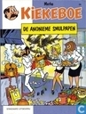 Strips - Kiekeboes, De - De anonieme smulpapen