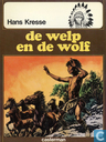 Comic Books - Indian Books - De welp en de wolf