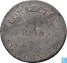 5 cents 1823 Correctiehuis St. Bernard